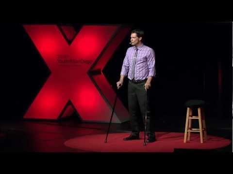 The Goosebumps of Life: Grant Korgan at TEDxYouth@SanDiego
