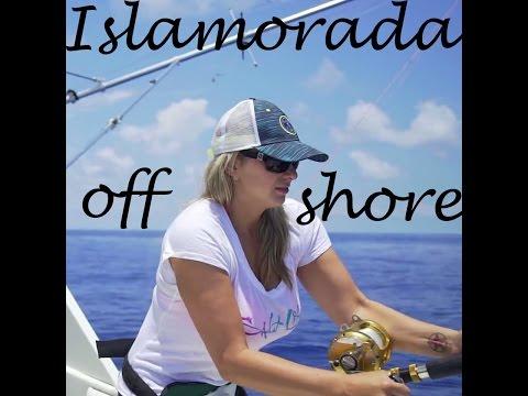Ep. 2- Islamorada, FL. Fishing Girl catching Dolphin and tuna