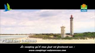 Visitez la Charente Maritime avec les campings Nature & Océan
