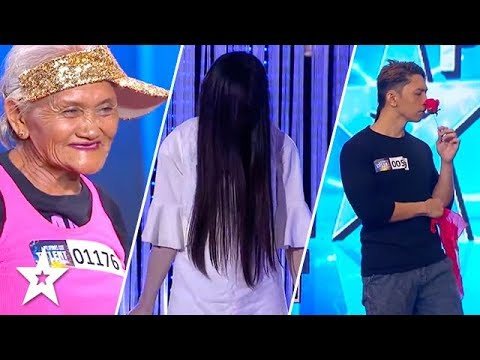 TOP 10 AMAZING AUDITIONS on Pilipinas Got Talent 2018 | Got
