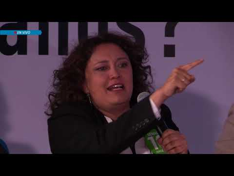 El choque entre Angélica Lozano y Roy Barreras por la adjudicación de puestos públicos I EL TIEMPO