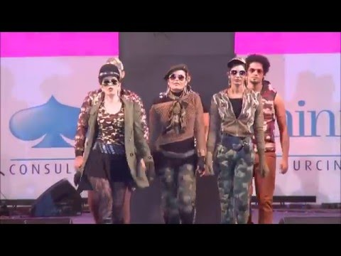 Capgemini My Jashn 2016 - Fashion Show