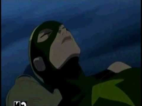 Artemis dies 2 times-young justice