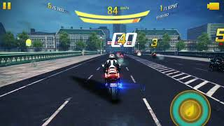Moto-Update, Asphalt 8, First race on Motorcycle