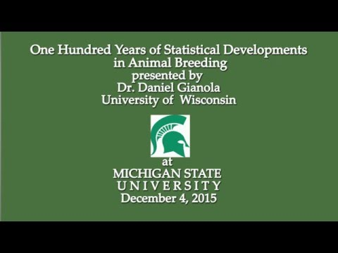 One Hundred Years of Statistical Developments in Animal Breeding