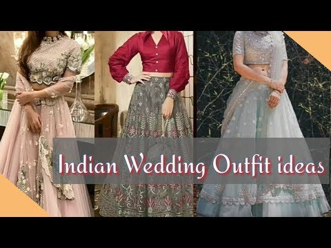 indian-wedding-styling-guide-for-girls-2020- -wedding-outfit-ideas-for-girls- -blush-up