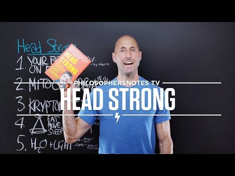 PNTV: Head Strong by Dave Asprey