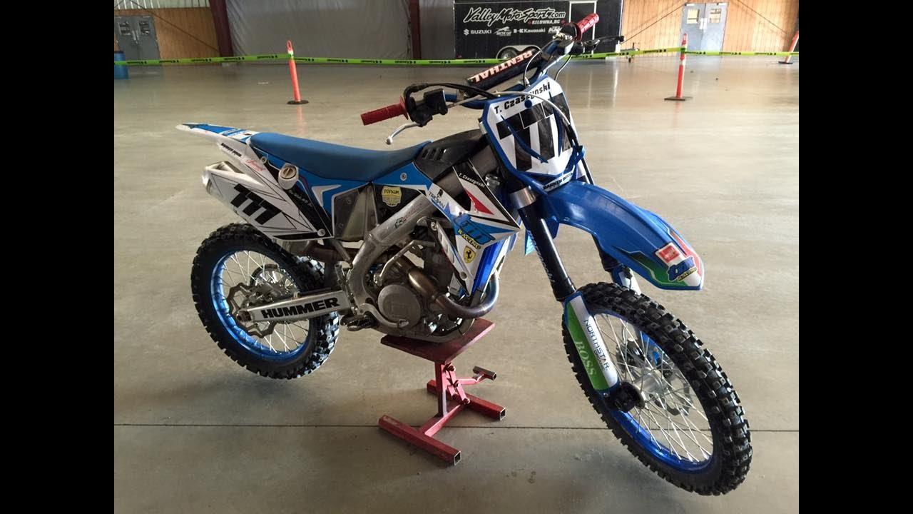 Tm Dirt Bikes >> EP15 - Never Buy a TM Racing Motocross Bike - YouTube