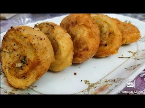 Pinwheel samosa recipe || zeb cooking - YouTube