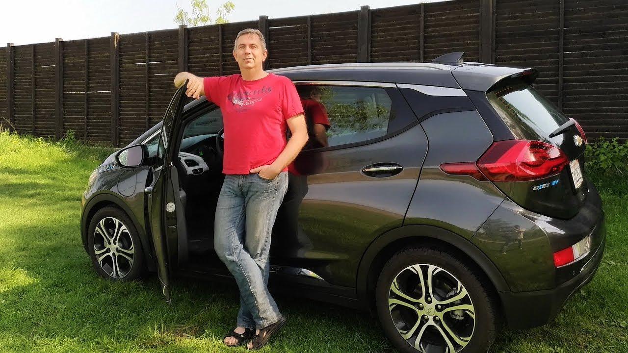 Chevrolet Bolt 2017: секреты нового электрокара