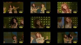 090730 QookTV The M 소녀시대 9분할  …