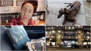 Weekly Vlog #1 Reggiebutton, Shopping & Tow trucks! | Gemsmaquillage Thumbnail