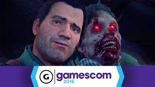 Dead Rising 4 - Find the Lost Patrol at Gamescom 2016