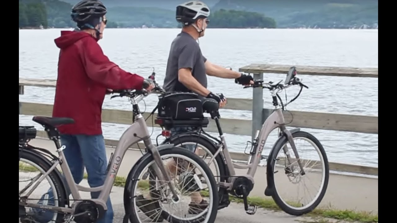 Best Electric Bikes With 4-Year Warranty & At-Home Trial | EVELO