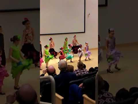 Flamenco Omaha - Ethnic Holiday Festival - 12/1/17