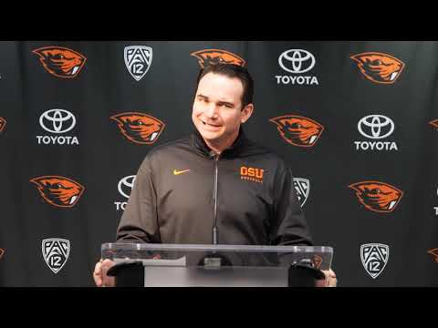 Oregon State Football: Jonathan Smith Presser, Nov. 19, 2018