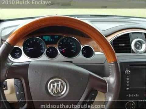 2010 buick enclave used cars olive branch ms - youtube