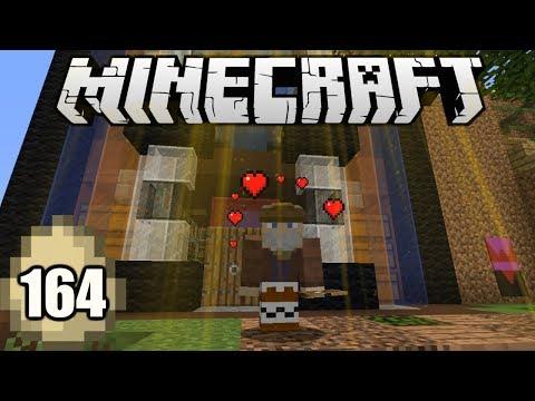 Minecraft Survival Indonesia - Storage Room Terbaru! (164)