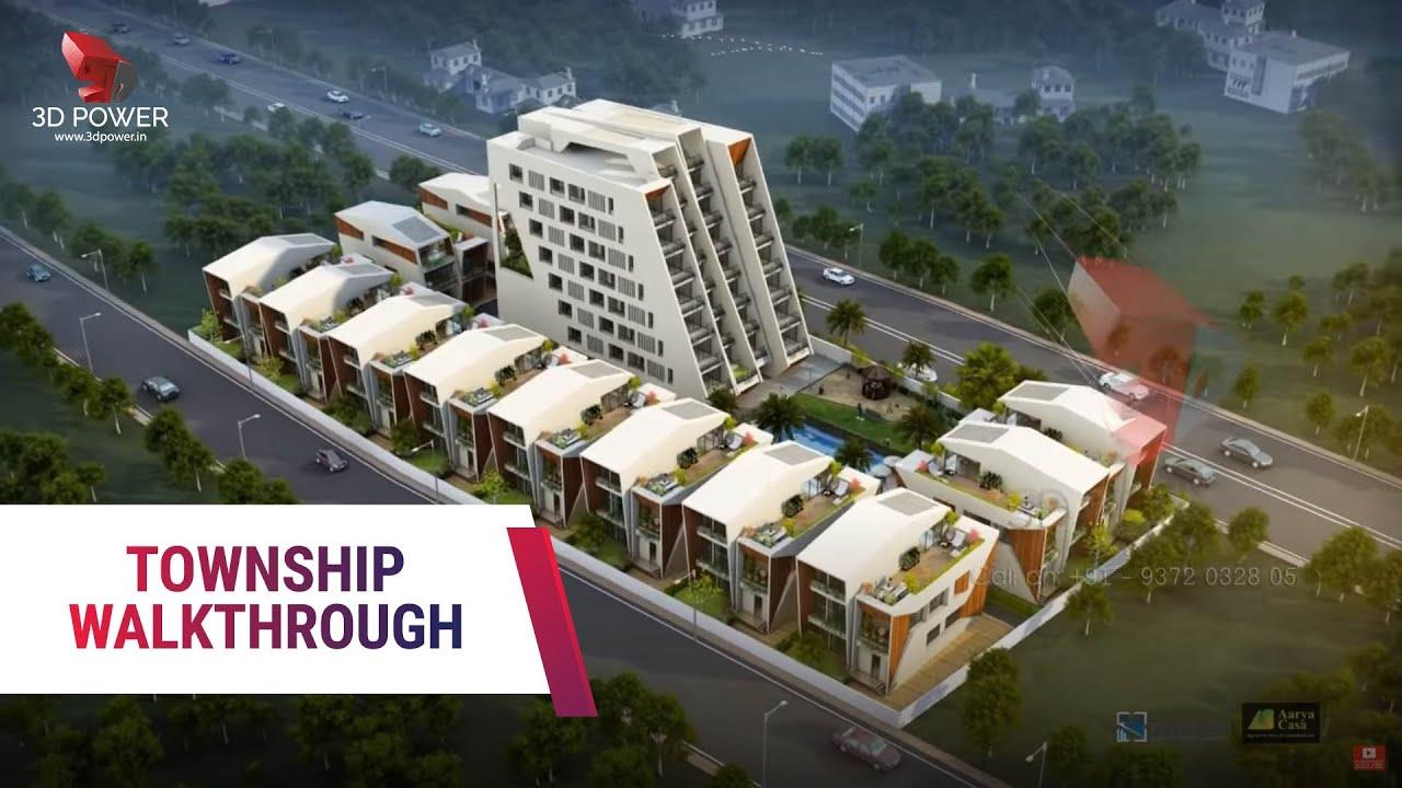 Architect Sanjay Puri Project For Arya Casa Aurangabad