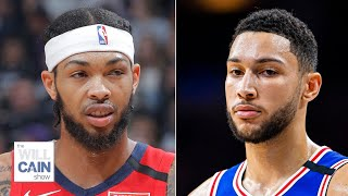 Brandon Ingram has the potential to be better than Ben Simmons - Kirk Goldsberry | Will Cain Show