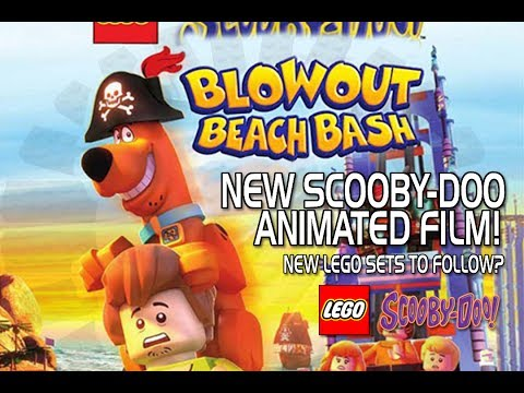 BashNew Coming Doo Lego TrailerSets Scooby Beach Film Soon Blowout TKluJcF31