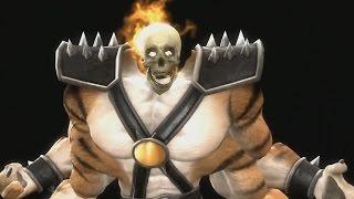 Mortal Kombat 9 Komplete Edition - Kintaro *All Fatality Swap**MOD* (HD)