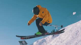 Ripping Around Alyeska Resort with Luke Meahan | spring skiing 2018