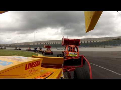 21-08-2016 Raceway Venray - World Cup Stockcar F1