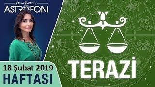 TERAZİ Burcu 18 Şubat 2019 HAFTALIK Burç Yorumları, Astrolog DEMET BALTACI