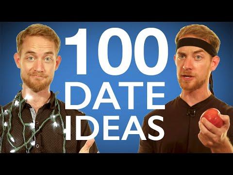 100 Date Ideas!