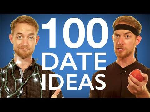 100 Christian Date Ideas!