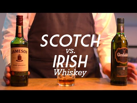 Scotch Vs Irish Whiskey | Whiskey With Wes