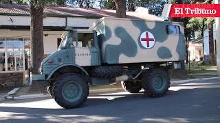 Hoy se conmemoran los 210 años del Ejército Argentino