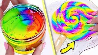 satisfying-rainbow-slime-mixing-how-do-i-make-slime