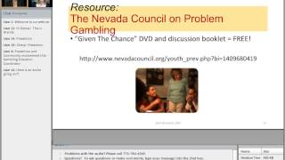 Teen Addicts  Gambling, Drugs, and Mental Health - Part 1