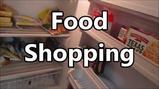 Food Shopping 8.2.19 day 2225
