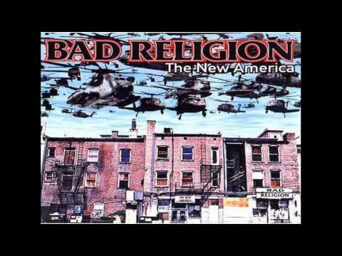 Bad Religion - A Streetkid Named Desire - The New America
