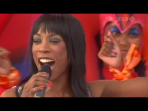 Heather Small | Proud | London 2012 Olympics Handover Party | 2008