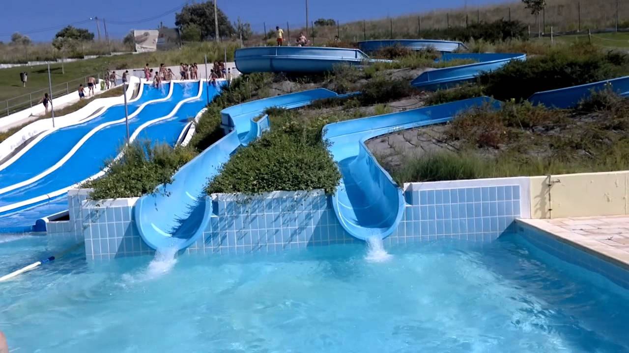 Piscinas De Santar M Youtube