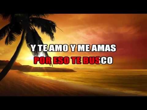 Alex Zurdo - Te Busco - Karaoke Pista HD