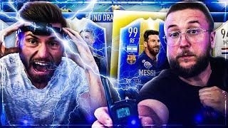 Das HÄRTESTE BLIND DRAFT EVER 🔥😱 ELEKTROSCHOCKER EDITION ⚡ FIFA 19