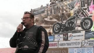Lahti Hela Ride-In Bike Show