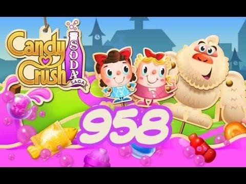 Candy Crush Soda Saga Level 958