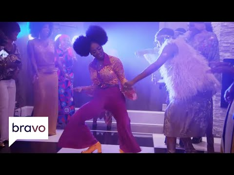 RHOA: The Atlanta 'Wives Get on the Soul Train! (Season 10, Episode 4) | Bravo