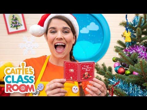 🔴 Caitie's Classroom Live - 🎄 Merry Christmas! 🎄