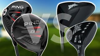 """TESTING """"BUDGET"""" PXG CLUBS vs HIS OWN PING DRIVER AND 3-WOOD!?"""