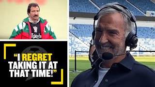 """""""I REGRET TAKING IT AT THAT TIME!""""😫Graeme Souness admits he regrets taking the Liverpool job so soon"""