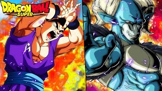 The Z-Fighters Vs Moro In The Dragon Ball Super Manga? (Gohan Vs Moro And Android 17 Vs Moro)