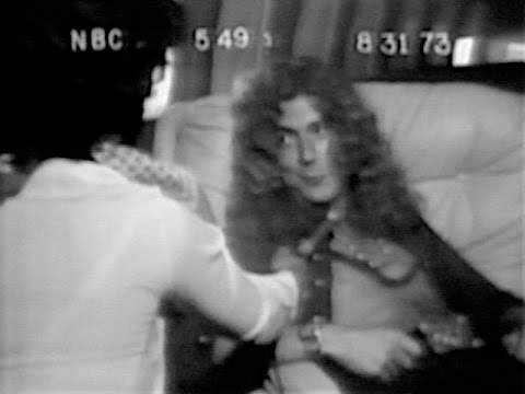 Led Zeppelin NBC News 1973 (payola)