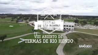 Resumen Primera Ronda VIII Termas de Rio Hondo Golf Club